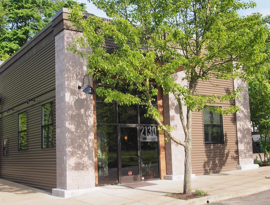 Front entrance - hb design